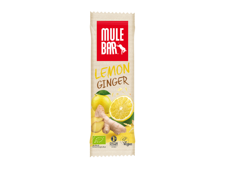 Barre Énergétique Citron Gingembre