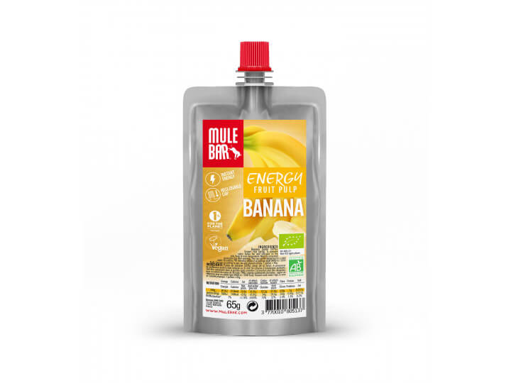 Pulpe de Fruits Banane