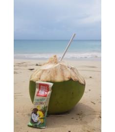 Mulebar coco sur la plage