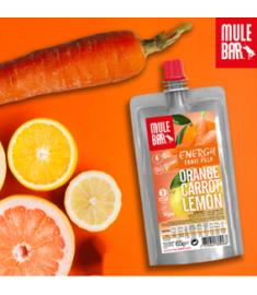 Nature morte Pulpe Mulebar Orange Carotte citron